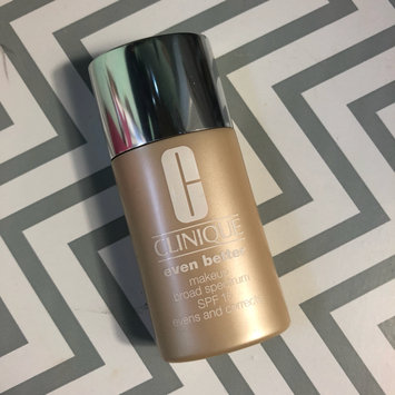 Photo of Clinique Even Better™ Makeup Broad Spectrum SPF 15 uploaded by Moon C.