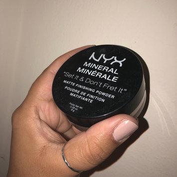 Photo of NYX Studio Finishing Powder uploaded by Racquel M.