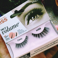 KISS True Volume Lashes uploaded by Iris B.