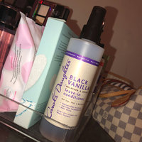 Carol's Daughter Black Vanilla Moisture & Shine Leave-In Conditioner For Dry Dull Or Brittle Hair uploaded by Racquel M.