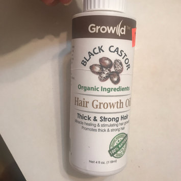 Photo of Wild Growth® Hair Oil uploaded by Brianna R.