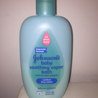 Johnson's® Soothing Vapor Bath uploaded by Amy G.