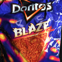 DORITOS Blaze Tortilla Chips uploaded by Jennifer I.