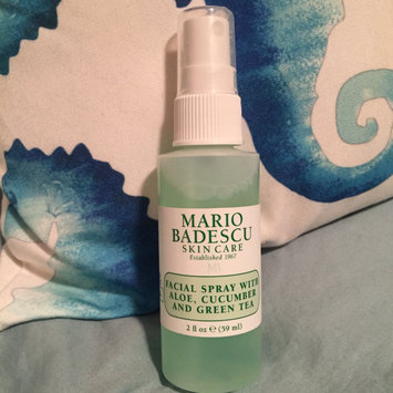Photo of Mario Badescu Facial Spray with Aloe, Cucumber & Green Tea uploaded by Samantha R.