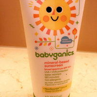 babyganics spf 50+ sunscreen lotion uploaded by Angela P.