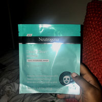 Neutrogena® Deep Clean® Purifying 100% Hydrogel Mask uploaded by L A.