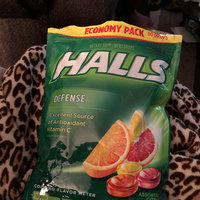 HALLS Defense Assorted Citrus Vitamin C Supplement Drops uploaded by Wendy C.