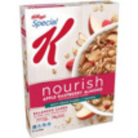 Special K® Kellogg's Nourish® Apple Raspberry Almond Cereal uploaded by Kimberly A.