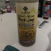 Alaffia Authentic African Black Soap, Tangerine Citrus, 16 fl oz uploaded by Melissa H.