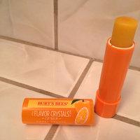 Burt's Bees Sweet Orange Flavor Crystals Lip Balm uploaded by Angela H.