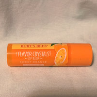 Burt's Bees Sweet Orange Flavor Crystals Lip Balm uploaded by Angela H.