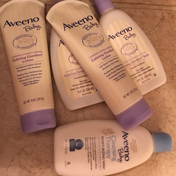 Photo of AVEENO® Baby Soothing Relief Creamy Wash uploaded by Itspatriciaganda V.