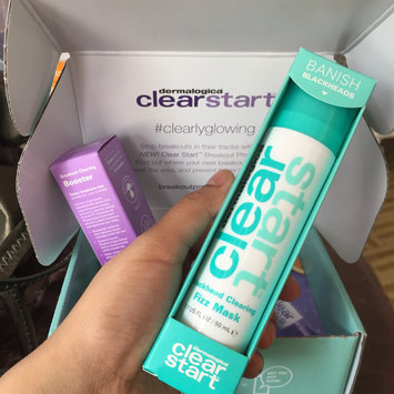 Photo of Dermalogica Clear Start Blackhead Clearing Fizz Mask uploaded by Purnima D.