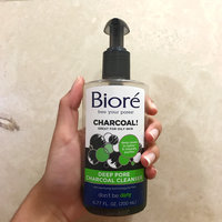 Bioré Deep Pore Charcoal Cleanser uploaded by Mayra A.