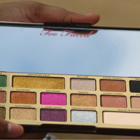 Too Faced Chocolate Gold Eye Shadow Palette uploaded by Amanda C.