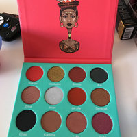 Juvias Place The Saharan Eyeshadow Palette uploaded by Abigail O.