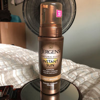 JERGENS® Natural Glow® Instant Sun™ Sunless Tanning Mousse uploaded by Alesha V.