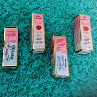 Too Faced Peach Kiss Moisture Matte Long Wear Lipstick Infused With Peach And Sweet Fig Cream uploaded by Valeria C.