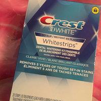 Crest 3D White Whitestrips Classic Vivid Teeth Whitening Kit uploaded by Zee A.
