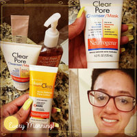 Neutrogena®  Clear Pore Cleanser/Mask uploaded by Danielle W.