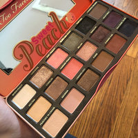 Too Faced Sweet Peach Eyeshadow Collection Palette uploaded by Courtney T.