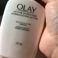 Olay Active Hydrating Beauty Fluid Lotion uploaded by Liz M.