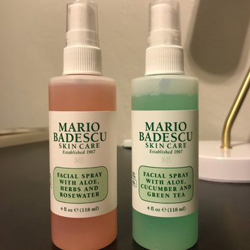 Photo of Mario Badescu Facial Spray with Aloe, Cucumber & Green Tea uploaded by Quynh N.