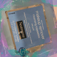 Neutrogena® Makeup Remover Cleansing Towelettes uploaded by Trish N.