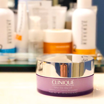 Photo of CLINIQUE Take The Day Off™ Cleansing Balm uploaded by April D.