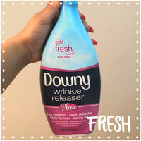 Downy Wrinkle Releaser® Plus Light Fresh Scent uploaded by Kaitlyn R.