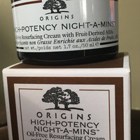 Origins HIGH POTENCY NIGHT-A-MINS™ Resurfacing Cream With Fruit-Derived AHAs uploaded by Cora D.