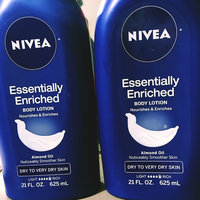 Nivea Essentially Enriched Body Lotion uploaded by Lissette W.