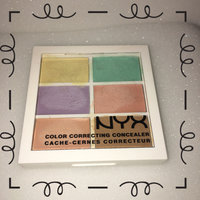 NYX Color Correcting Concealer Palette uploaded by Antonia M.
