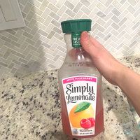 Simply Lemonade® All Natural with Raspberry Juice uploaded by Tabita P.