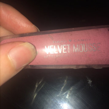 Photo of HARD CANDY Velvet Mousse Matte Lip Color uploaded by Camie S.