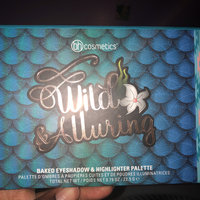 BH Cosmetics Wild & Alluring Eyeshadow and Highlighter Palette 11 Colors, Multi-Colored uploaded by JNE E.