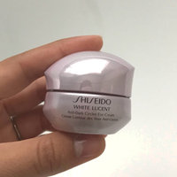 Shiseido White Lucent Anti-Dark Circles Eye Cream uploaded by Anita K.