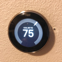 Nest  Learning Thermostat uploaded by Lana S.