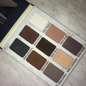 Photo uploaded to theBalm Meet Matt(e) Nude® Nude Matte Eyeshadow Palette by Andreea M.