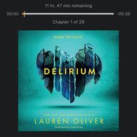 Delirium uploaded by Allie H.