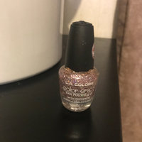 L.A. Colors Color Craze Nail Polish with Hardeners, Frou Frou, 0.44 fl oz uploaded by Naomi B.
