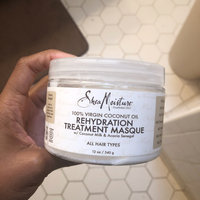 Shea Moisture Coconut Milk & Acacia Senegal Rehydration Treatment Masque - 2oz uploaded by Taylor F.