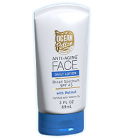 Ocean Potion Anti-Aging SPF 45 Face with Retinol uploaded by Connie F.