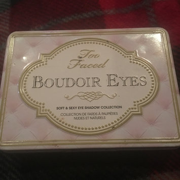 Photo of Too Faced Boudoir Eyes Soft & Sexy Shadow Collection uploaded by Ashley D.