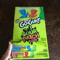 Go-Gurt® Sour Patch Kids Blue Raspberry & Redberry Yogurt uploaded by Amanda S.