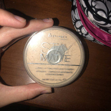 Photo of Rimmel London Stay Matte Pressed Powder uploaded by Hannah M.