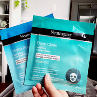 Neutrogena® Deep Clean® Purifying 100% Hydrogel Mask uploaded by Vanessa H.