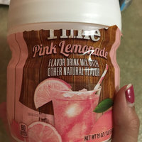 Country Time Pink Lemonade Sugar Sweetened Powdered Soft Drink Cannister uploaded by Yajaira E.