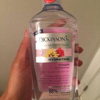 Dickinson's Enhanced Witch Hazel Hydrating Toner uploaded by Karimah P.