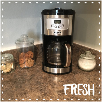 Photo of Bella 12-Cup Programmable Coffee Maker uploaded by Erin P.